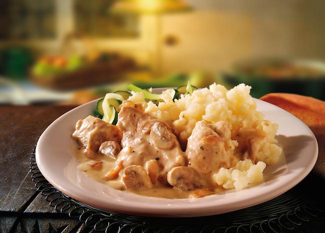 British Food - Pork & Apple Casserole