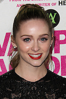 """LOS ANGELES, CA - FEBRUARY 04: Greer Grammer at the Los Angeles Premiere Of The Weinstein Company's """"Vampire Academy"""" held at Regal Cinemas L.A. Live on February 4, 2014 in Los Angeles, California. (Photo by Xavier Collin/Celebrity Monitor)"""