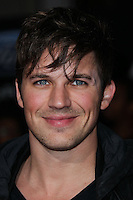 """HOLLYWOOD, CA - MARCH 06: Matt Lanter at the Los Angeles Premiere Of DreamWorks Pictures' """"Need For Speed"""" held at TCL Chinese Theatre on March 6, 2014 in Hollywood, California. (Photo by Xavier Collin/Celebrity Monitor)"""
