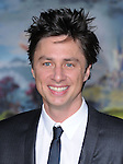 """Zach Braff  at The World Premiere of Disney's fantastical adventure ?Oz The Great and Powerful"""" held at The El Capitan Theater in Hollywood, California on February 13,2013                                                                   Copyright 2013 Hollywood Press Agency"""