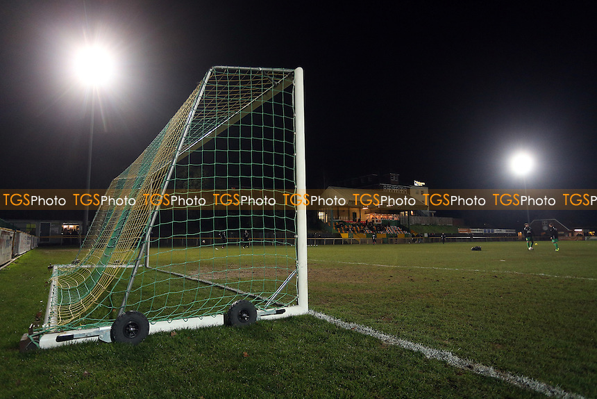 General view of the ground during Thurrock vs AFC Hornchurch, Ryman League Division 1 North Football at Ship Lane on 3rd January 2017