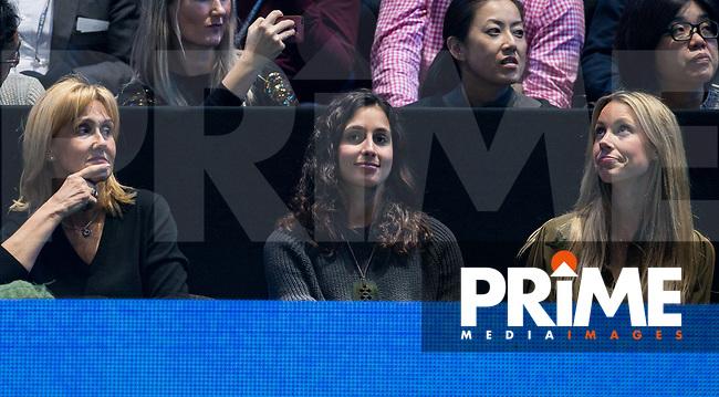 Rafael Nadal V David Goffin Nitto Atp World Tour Finals 13 11 2017 Prime Media Images Ltd