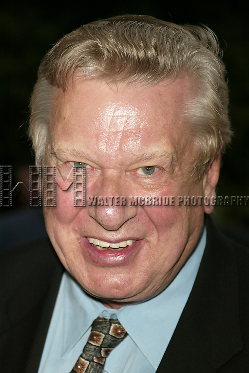 Brian Murray Attending the Opening Night Performance for the Roundabout Theatre Company's Off Broadway production of  THE PARIS LETTER at the Laura Pels Theatre in New York City.<br />