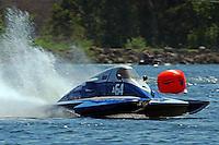 "Kevin Kreitzer, A-64 ""Blue Devil"" (2.5 MOD class hydroplane(s)"