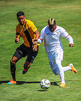150111 ASB Premiership Football - Team Wellington v Waitakere United