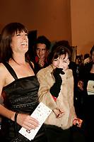 Anne-Marie Cadieux,Anne Dorval,<br /> Gala Prix Gemeaux 2005<br /> photo : (c)  Images Distribution
