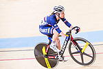 Coralie Demay of France competes on the Women's Madison 30km Final during the 2017 UCI Track Cycling World Championships on 15 April 2017, in Hong Kong Velodrome, Hong Kong, China. Photo by Chris Wong / Power Sport Images