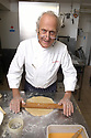 Michel Roux French Chef and restaurateur at The Waterside Inn CREDIT Geraint Lewis