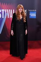 LONDON, ENGLAND - OCTOBER 10: Charlotte Tilbury attending 'The Tender Bar' Premiere - the 65th BFI London Film Festival at The Royal Festival Hall on October 10, 2021, London, England.<br /> CAP/MAR<br /> ©MAR/Capital Pictures