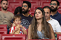 Armosphere during the Atletico de Madrid against Juventus Uefa Champions League football match at Wanda Metropolitano stadium in Madrid on September 18, 2019.