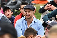 20th March 2021; Dunedin, New Zealand;  Highlanders Head Coach Tony Brown during the New Zealand Black Caps v Bangladesh International one day cricket match. University Oval, Dunedin.
