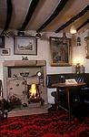 Mason Arms, Strawberry Bank, Cartmel Fell, Cumbria, The Lake District,  England 1990s 1991