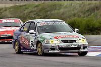 2001 British Touring Car Championship #88 James Kaye. Barwell Motorsport. Honda Accord.