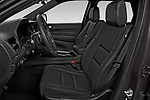 Front seat view of 2021 Dodge Durango GT 5 Door SUV Front Seat  car photos