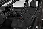 Front seat view of a 2021 Dodge Durango GT 5 Door SUV
