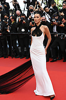 """CANNES, FRANCE. July 6, 2021: Bella Hadid at the premiere of """"Annette"""" at the gala opening of the 74th Festival de Cannes.<br /> Picture: Paul Smith / Featureflash"""
