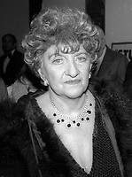 Hermione Gingold Undated<br /> Photo By Adam Scull/PHOTOlink.net