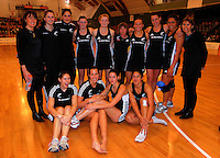 110609 International Netball - NZ v Australia Under-21s
