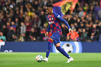 Junior Firpo<br /> 07/12/2019 <br /> Barcelona - Maiorca<br /> Calcio La Liga 2019/2020 <br /> Photo Paco Largo Panoramic/insidefoto <br /> ITALY ONLY