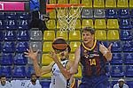 League ACB-ENDESA 2020/2021 - Game: 1.<br /> Barça vs Hereda San Pablo Burgos: 89-86.<br /> Dejan Kravic vs Artem Pustovyi.