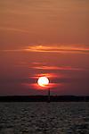 Charleston South Carolina Sunset