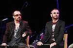 Ringo Starr and Dave Stewart..launch the new Ringo Starr album, Liverpool 8 at House Of Blues in Hollywood, January 25th 2008...Photo by Chris Walter/Photofeatures