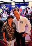 JJ Liu and Alex Niu