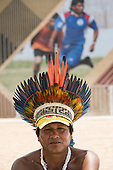 International Indigenous Games, in the city of Palmas, Tocantins State, Brazil. Photo © Sue Cunningham, pictures@scphotographic.com 27th October 2015