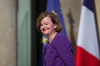 French Minister attached to the Foreign Affairs Nathalie Loiseau arrives to the Elysee presidential palace for the weekly cabinet meeting on Wednesday, 28 June 2017 in Paris # CONSEIL DES MINISTRES DU 28/06/2017