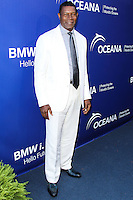 LAGUNA BEACH, CA, USA - AUGUST 16: Dennis Haysbert arrives at the 7th Annual Oceana's Annual SeaChange Summer Party on August 16, 2014 in Laguna Beach, California, United States. (Photo by Xavier Collin/Celebrity Monitor)