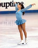 Claudia Kristofics-Binder of Austria competes at the 1977 Skate Canada in Moncton, Canada. Photo copyright Scott Grant.