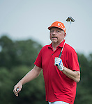 Boris Becker during the World Celebrity Pro-Am 2016 Mission Hills China Golf Tournament on 22 October 2016, in Haikou, China. Photo by Weixiang Lim / Power Sport Images