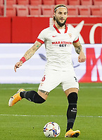 Sevilla FC' Nemanja Gudelj during La Liga match. February 6,2021. (ALTERPHOTOS/Acero)<br /> Liga Spagna 2020/2021 <br /> Sevilla FC Vs Getafe <br /> Photo Acero/Alterphotos / Insidefoto <br /> ITALY ONLY