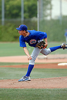 Adam Spencer  - Chicago Cubs - 2009 extended spring training.Photo by:  Bill Mitchell/Four Seam Images