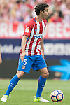 Tiago Cardoso Mendes of Atletico de Madrid in action during their La Liga match between Atletico de Madrid vs Athletic de Bilbao at the Estadio Vicente Calderon on 21 May 2017 in Madrid, Spain. Photo by Diego Gonzalez Souto / Power Sport Images