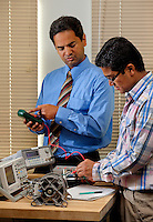 PEISL, the Power, Energy and Intelligent Systems Lab at the University of North Carolina Charlotte (UNC Charlotte / UNCC) within the department of Electrical and Computer Engineering. PEIS Research Laboratory helps students study intelligent system applications to electrical power and energy systems related to intelligent power systems controls.