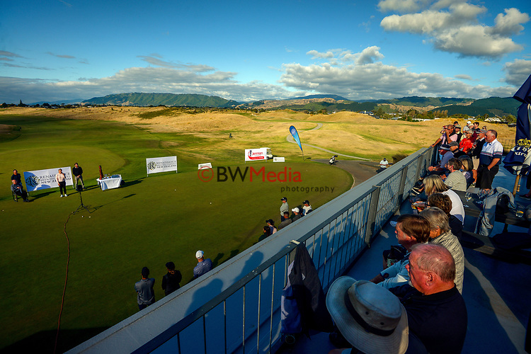 Day four of the Renaissance Brewing NZ Stroke Play Championship at Paraparaumu Beach Golf Club in Paraparaumu, New Zealand on Sunday, 21 March 2021. Photo: Dave Lintott / lintottphoto.co.nz