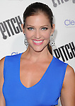 Tricia Helfer. at the Universal Pictures L.A. Premiere of Pitch Perfect held at The Arclight Theatre in Hollywood, California on September 24,2012                                                                               © 2012 Hollywood Press Agency