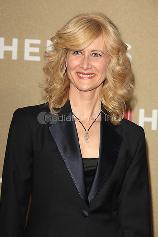 Laura Dern at the CNN Heroes: An All-Star Tribute at The Shrine Auditorium on December 11, 2011 in Los Angeles, California.