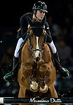 Constant Van Paesschen of Belgium rides Citizenguard Taalex in action at the Longines Grand Prix during the Longines Hong Kong Masters 2015 at the AsiaWorld Expo on 15 February 2015 in Hong Kong, China. Photo by Juan Flor / Power Sport Images