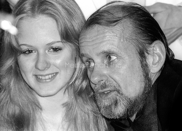 Bob Fosse daughter Nicole Fosse 1978<br />