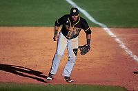 Bethune-Cookman Wildcats first baseman Danny Rodriguez (30) during a game against the Wisconsin-Milwaukee Panthers on February 26, 2016 at Chain of Lakes Stadium in Winter Haven, Florida.  Wisconsin-Milwaukee defeated Bethune-Cookman 11-0.  (Mike Janes/Four Seam Images)