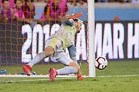 Houston, TX - Wednesday August 08, 2018: Lamar Hunt U.S. Open Cup Semifinal - Houston Dynamo vs Los Angeles FC at BBVA Compass Stadium. Houston won on penalty kicks 3(7) - 3(6).