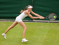 22-6-09, Enland, London, Wimbledon,. Daniella Hantuchova