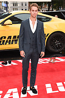 "Julius Cowdrey<br /> attending the premiere of ""Logan Lucky"" at the Vue West End, Leicester Square, London. <br /> <br /> <br /> ©Ash Knotek  D3295  21/08/2017"