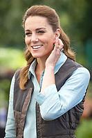 Duchess of Cambridge on Visit to Fakenham Garden Centre