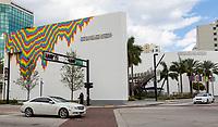 Ft. Lauderdale, Florida.  Museum of Art, NOVA Southeastern University.