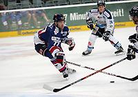 Markus Kink (Adler)<br /> Adler Mannheim vs. Straubing Tigers, SAP Arena<br /> *** Local Caption *** Foto ist honorarpflichtig! zzgl. gesetzl. MwSt. <br /> Auf Anfrage in hoeherer Qualitaet/Aufloesung. Belegexemplar an: Marc Schueler, Am Ziegelfalltor 4, 64625 Bensheim, Tel. +49 (0) 6251 86 96 134, www.gameday-mediaservices.de. Email: marc.schueler@gameday-mediaservices.de, Bankverbindung: Volksbank Bergstrasse, Kto.: 151297, BLZ: 50960101