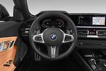 Car pictures of steering wheel view of a 2019 BMW Z4 M-Performance 2 Door Convertible Steering Wheel