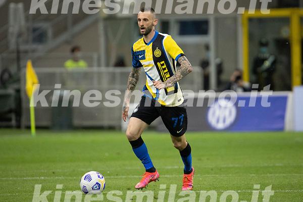 inter-roma - milano 12 maggio 2021 - 36° giornata Campionato Serie A - nella foto: brozovic marcelo